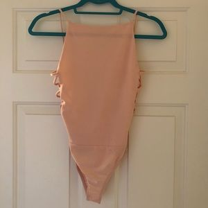 Tops - Blush Bodysuit